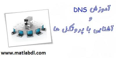آموزش DNS و آشنایی با پروتکل ها
