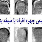 پروژه تشخیص چهره افراد با طبقه بند Adaboost