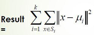 خوشه بندی با ترکیب الگوریتم k-means و الگوریتم ژنتیک
