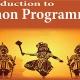 دانلود کتاب مقدمه ای بر برنامه نویسی پایتون